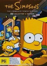 The SIMPSONS: The COMPLETE Season 11 DVD TV SERIES BRAND NEW 4-DISCS BOX SET R4