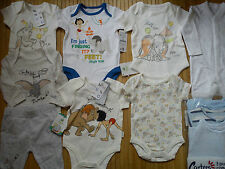 NEW BUNDLE OUTFITS SUMMER WINTER BAMBI MICKEY BABY BOY 0/3/6 MTHS(3)NRF38