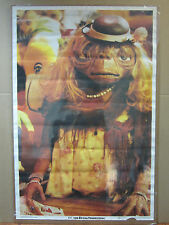 Vintage E.T. The Extra-Terrestrial scene #2 1982 movie poster 5117