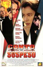 CONTO IN SOSPESO (1995) VHS ORIGINALE 1ª EDIZIONE
