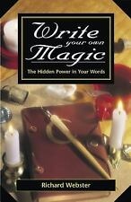 Write Your Own Magic, Richard Webster, Good Book