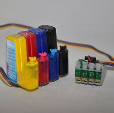Pigment ink system cis CISS for Epson WF-2750 WF-2760 printer T220 refillable US