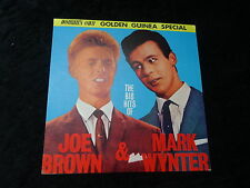 "7"" 45 RPM - Joe Brown/Mark Wynter - Big Hits - 1963 - It Only Took a Minute"