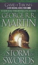 A Storm of Swords (A Song of Ice and Fire, Book 3) by George R.R. Martin