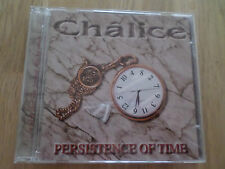 Chalice - Persistence Of Time                CD Album