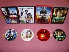 4 DVD's _ Awake & Das Gesetz der Ehre & Lord Of War Händler des Todes & The Code