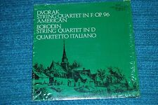 QUARTETTO ITALIANO Dvorak OP.96 BORODIN Philips Stereo LP
