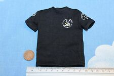 DID DRAGON IN DREAMS 1:6TH SCALE MODERN LAPD SWAT ASSAULTER T-SHIRT FROM DRIVER
