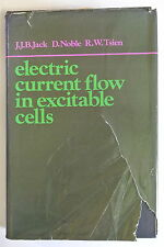 Book. Electric Current Flow in Excitable Cells by D. Noble, R. Tsien, J.B. Jack.
