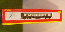HORNBY RAILWAY OO GAUGE COACH R 4146A PULLMAN 3rd CLASS KITCHEN CAR No 166 THIRD
