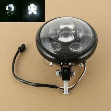 """5-3/4"""" 5.75"""" LED Headlight Daymaker Projector w/ Housing For Harley XL1200X Dyna"""