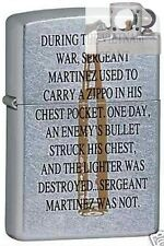 Zippo 6331 vietnam war bullet Lighter with PIPE INSERT PL