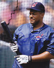 CECIL FIELDER CLEVELAND INDIANS  ACTION SIGNED 8x10