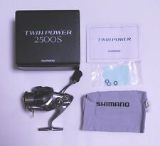 NEW!! SHIMANO 15 TWIN POWER 2500S Spinning Reel from Japan