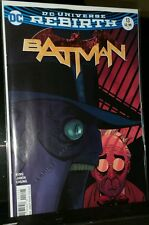 Batman #13 rebirth variant cover