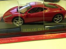 Ferrari 458 Italia 1:43 Official Licensd Product