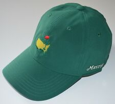 2016 MASTERS (GREEN) PERFORMANCE Golf HAT from AUGUSTA NATIONAL