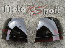 AUDI A4 B5 RS4 schwarze Rückleuchten Black Tail Lights S4 Logo