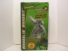 Primos Predator Hunting Whobblin Whabbit / Rabbit Decoy W/ Motion / Altered
