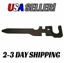 Steel Combo Field Wrench Tool Ar15 Gun smithing build M16 M4 ar 15 tools muzzel