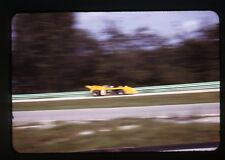 1972 Peter Revson #4 McLaren M20 - Elkhart Lake ? - Orig 35mm Race Slide