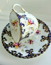 Stunning Tea Cup and Saucer by Royal Albert  C1925-1927