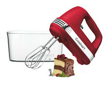 Cuisinart Power Advantage Plus 9-Speed Hand Mixer – Red RRP $129.00