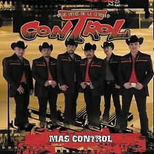Mas Control by Control (CD, Mar-2005, Univision Records)