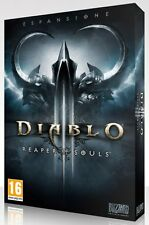 Diablo 3 - Reaper of Souls PC - totalmente in italiano