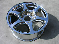 GMC Yukon, Denali, Denali XL1500 Sierra 1500 PickUp Chrome Wheel Rim 5126