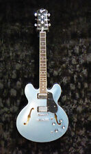 Revelation RT35 Semi Hollow Electric Guitar - 335 Metallic Blue