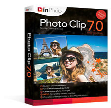 Inpixio photo clip 7 professional licence 1 pc (télécharger) windows