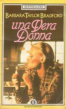 Una vera donna por Barbara Taylor Bradford - Mondadori 1987 - 8804251336