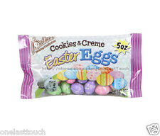 PALMER 5 oz Bag COOKIES & CREME Chocolate Candy/Candies EASTER EGGS Exp. 6/17