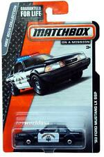 2014 Matchbox MBX 2014 Collection 1993 Ford Mustang LX SSP
