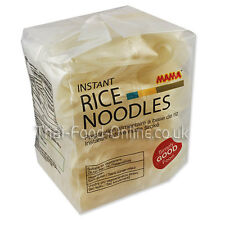 Authentic Thai Instant Rice Noodles (225g) by Mama x 3 - UK Seller