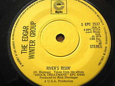 "EDGAR WINTER GROUP - RIVER'S RISIN'  7"" VINYL"