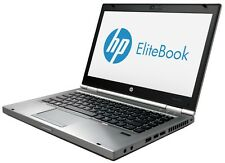 "HP ELITEBOOK 8470P CORE i5 3RD GEN I 4GB RAM I 250GB HDD I 14"" SCREEN I"