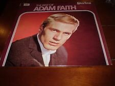 THE BEST OF ADAM FAITH VINYL LP,EARLY BRITISH ROCK N ROLL.NEAR MINT CONDITION