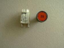 Schlegel Elektrokontakt Befehlsgeräte Taster RXT mit Kontaktgeber AT rot zu
