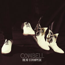 COWBELL BEAT STAMPEDE DAMAGED GOODS RECORDS LP VINYLE NEUF NEW
