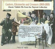 Various Artists-Cantors Klezmorim & Crooner CD NEW