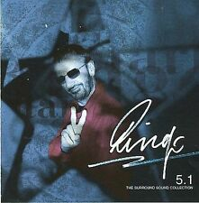 RINGO STARR*5.1 SURROUND SOUND COLLECTION*CD+DVD AUDIO
