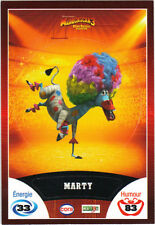 Vignette de collection autocollante CORA Madagascar 3 n° 15/90 - Marty