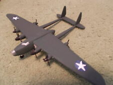 Built 1/144: American MARTIN XB-16A FLYING WHALE Prototype Bomber Aircraft