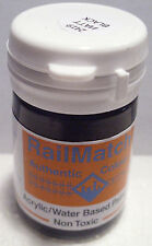 RailMatch 2419 Negro Mate-color general Pintura Acrílica-Pote de 18ml
