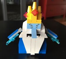 LEGO IDEAS ADVENTURE TIME FIGURE: ICE KING  split from set: 21308. Must Go!