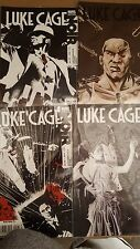 from Avengers Comic lot Luke Cage Noir 1 2 3 4 variant editions vf+ bagged