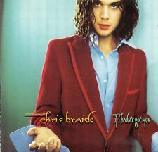 CHRIS BRAIDE-If I Hadn't Got You Promo CD Anxious Records, EastWest @@LOOK@@