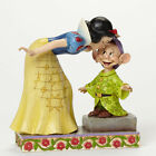 Disney Sweetest Farewell Snow White Kissing Dopey Figurine Jim Shore 4043650